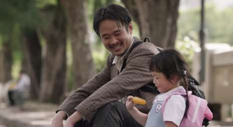 Caring Father Commercials - MetLife's Dream for My Child Ad Presents Two Sides of a Story