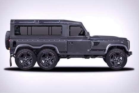 Elongated Jeep Concepts