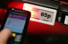 E-Ink Retail Tags - Sainsbury's Uses Digital Displays to Automatically Update Prices