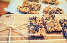 No-Bake Snack Bars - This Customizable and Easy Granola Bar Recipe Doesn't Require Any Baking