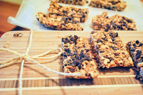No-Bake Snack Bars