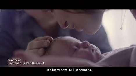 Emotional Smartphone Commercials
