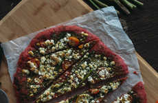 Purple Pizza Recipes