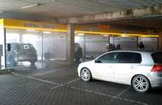 Self-Serve Car Washes - The Wash&Drive; Will Cost 12 Million Euro to Develop