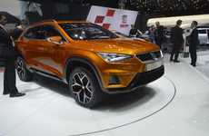 Spanish Concept Cars - The 20V20 Concept Hints at SEAT's Styling Direction