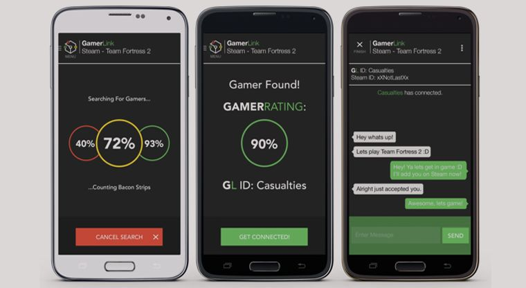 Gamer Finder Apps