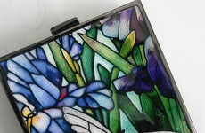 Stained Glass Clutches