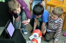 Writing-Teaching Robots - The Co-Writer Project Uses Robots to Help Children Learn to Write