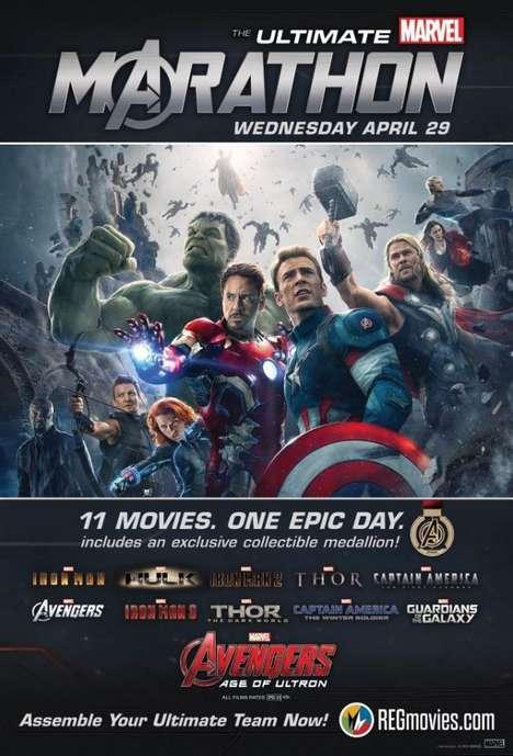 Promotional Movie Marathons
