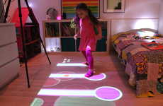 Interactive Game Projectors