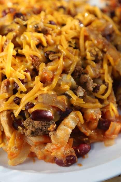 Cheesy Potato Dinners