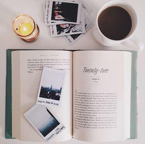 Bookworm Social Accounts