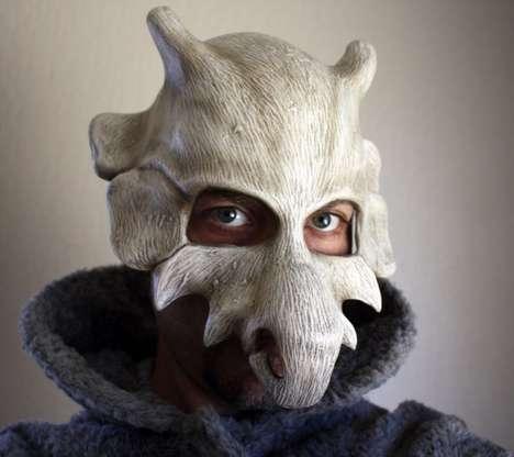 Artisanal Anime Masks