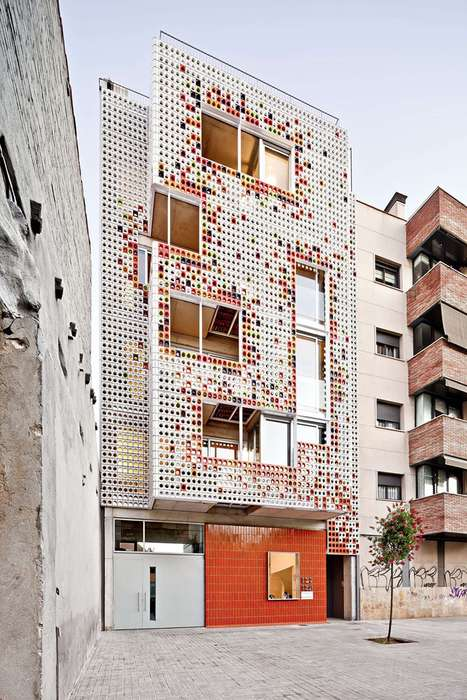 Ceramic Block Buildings