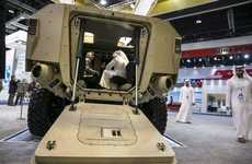 Tailored Armored Vehicles - Enigma Showcases Emerging Defense Technology for the Military