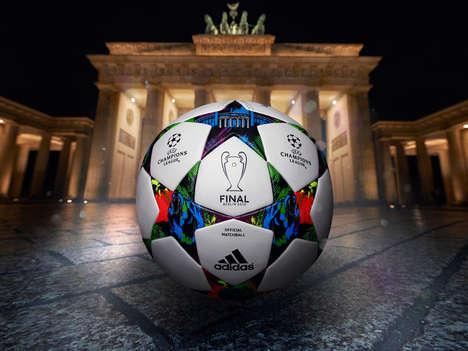 Free-Spirited Soccer Balls
