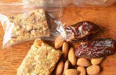 Date Almond Energy Bars - This Energy Bar is Caffeine-Free and Perfect For Active Kids