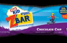 Child-Focused Energy Bars - Clif Kid's ZBAR is a Healthy Snack to Keep Energy Levels High