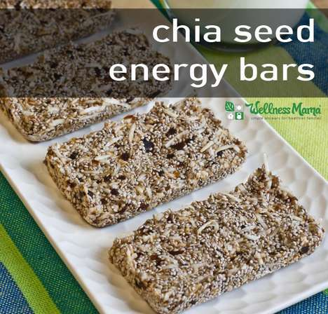 DIY Chia Seed Bars