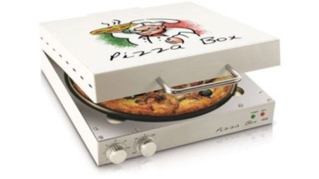 To-Go Box Pizza Ovens