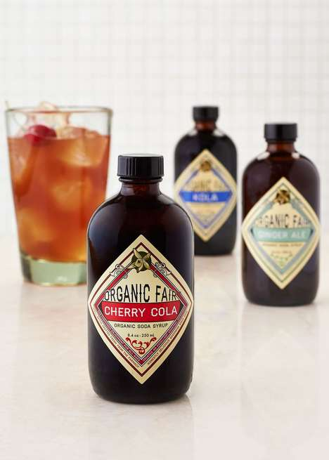 Organic Soda Alternatives
