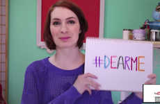 Self-Empowering Retrospective Ads - YouTube's Dear Me Campaign Gives Advice to Your Younger Self