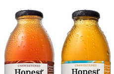 Unsweetened Herbal Teas - Honest Tea Beverages Now Come Free of Sugar, Calories and Caffeine