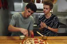 Pizza Personality Campaigns - This Jack & Jack YouTube Video Promotes Pizza Hut's Offerings