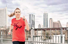 Charitable Fitness Apps - Charity Miles Reverses Traditional Cause Marketing to Donate More Money