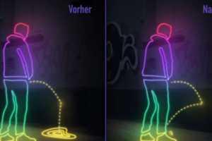 Urine-Repellent Walls