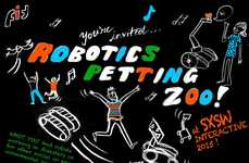 Robotic Petting Zoos - The SXSW Robot Petting Zoo Will Host a Variety of Drones and Robots