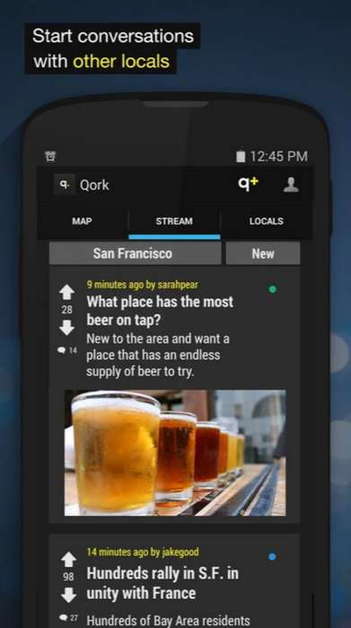 Local Socialization Apps