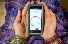 Digital Birth Control Tracking - Daysy Monitors Women's Ovulation Cycles and Fertility Levels