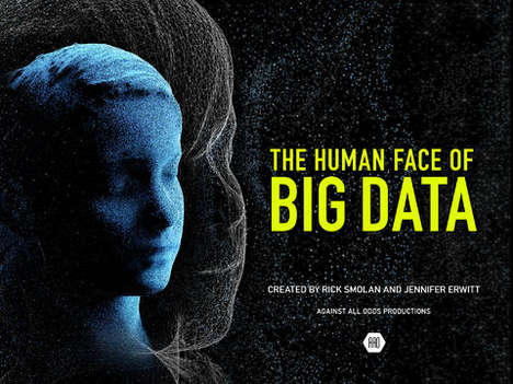 E-Book Data Compendiums - The Human Face of Big Data App Graphically Captures the Information Age