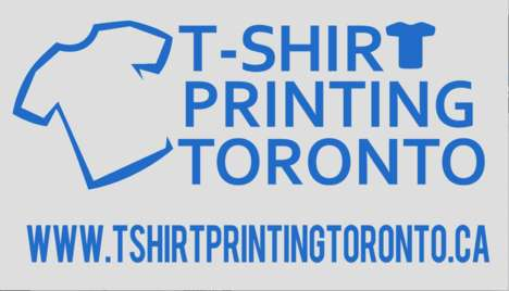 Local Custom Print Shops - T-Shirt Printing Toronto Focuses on Supporting Local Businesses