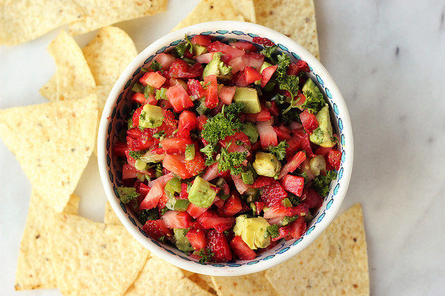 Strawberry Salsa Recipes