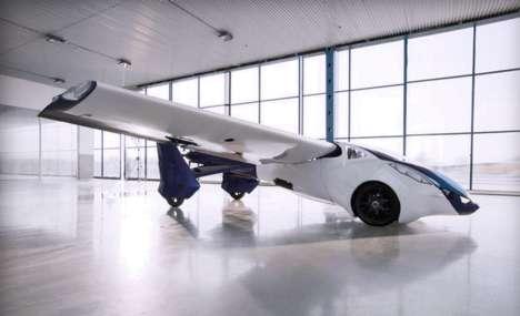 Self-Flying Cars
