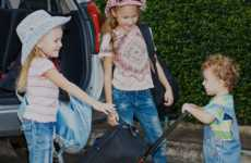 Streamlined Childcare Platforms - This Parenting App Helps with Trip-Planning and Staying in Touch