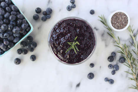 Superfood-Infused Jams