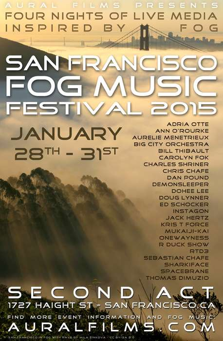 Fog-Inspired Music Events
