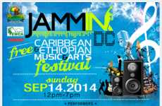 Afro-Caribbean Music Fiestas - Jammin DC Features Diverse Music From Ethiopia and the Caribbean