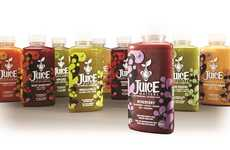 Authentic Cold-Pressed Juices - Juice Matters Creates a Line of Nutritious Drinks for Healthy Living