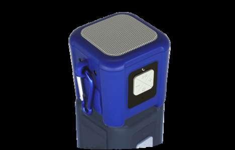 Clip-On Waterproof Speakers