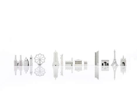 Architectural Eraser Sets