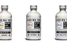 Organic Dry Shampoo Alternatives - Kaufmann Mercantile's Natural Hair Powders Boast Alluring Scents