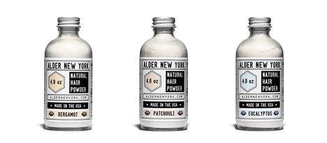 Organic Dry Shampoo Alternatives