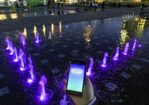 Fountain-Controlling Video Games