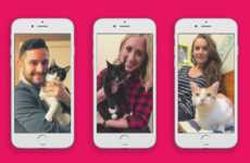 Feline Dating Campaigns - This Canadian Cat Rescue Association Used Tinder for 'Catfishing'