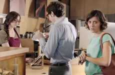 Coffeehouse Impatience Commercials - This TV Spot Sympathizes Over the Frustrating Cafe Lineup
