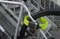 Lightweight Bicycle Locks